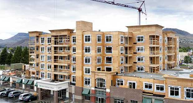 6 Storey Wood Frame Construction 6 Storey Wood-frame Buildings